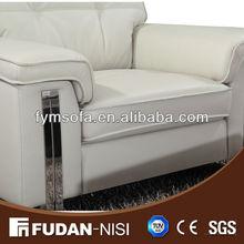 popular classic leather sofa FM111