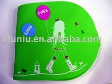 eva foam promotional CD Case