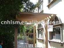 fence wpc /wood plastic fence