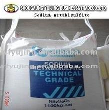98% Sodium Metabisulfite Food grade, Industry grade