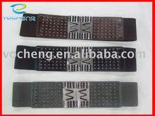 metal belt. elastic belt. 2012 fashion elastic belt