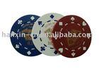 poker logo casino Chips