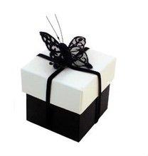 2012 new elegance fashion cardboard jewelry box