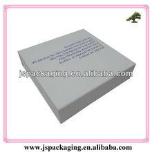 Rectangle White Paper Box