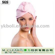 Women's Shower Spa Towel Wrap,HAIR TOWEL HEAD WRAP turban Microfiber