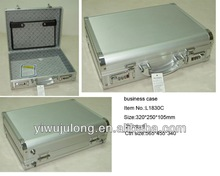 aluminum laptop tool briefcase for man