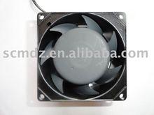 AC shaft cooling fan 80*80*38mm