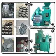 Coal dust briquette plant manufacturer in China