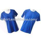 V-neck and O-neck dress t-shirt