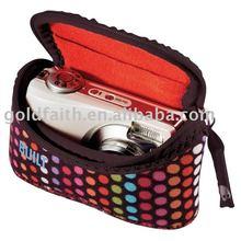 Dot printing fashionable neoprene camera bag for Sony