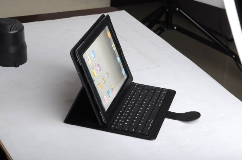 ipad 2 case with keyboard. For ipad 2 leather case
