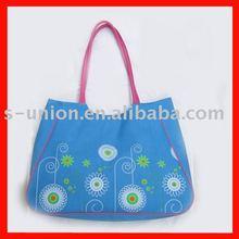 2013 Newest design tote beach bag yiwu