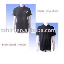 Promotion pique polo shirt t-shirt