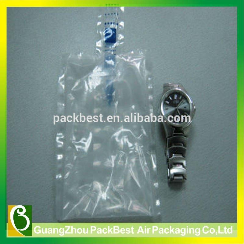 Bolsa de aire vacío- llenar la bolsa en la bolsa de embalaje para el reloj