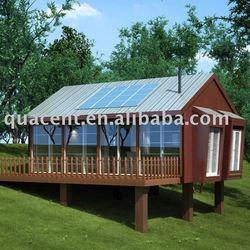 2011 High quality SIPs prefab log house