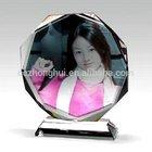 Nice Crystal Photo Frame, Glass Photo Frame