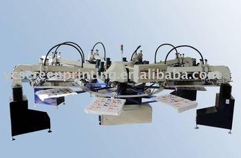 Full Automatic Garment Printing Machine & Heat Printer