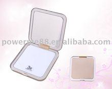 Square Acrylic Pocket Size Mirror