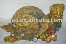 tortoise figurine garden ornament