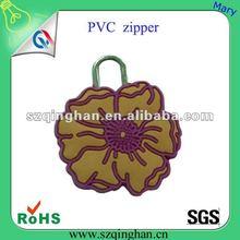 PVC zipper/leather zipper/water-proof zipper