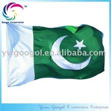 Printed Eco-friendly Polyester Pakistan National Flag, Pakistan Flag