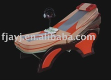 Infrared Massage bed with full body jade rolling and heating massage