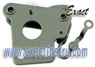 stainless steel Movement of Pressure Gauge
