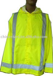 Storm Cover warning reflective safety Rainwear