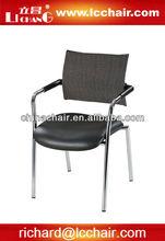hohe qualität stapeln leder büro konferenztisch stuhl