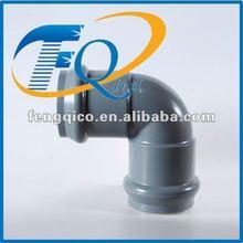 pvc pipe fittings 90 degree elbow