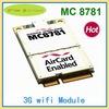 Sierra Wireless m2m module MC8781 WWAN Card module