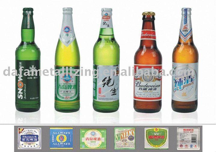 Per Etichette di Birra