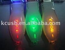Luminous LOGO USB Flash Driver For Business Promotion