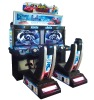 Out Run 2010 game machine 2 units link play
