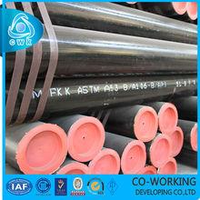 ERW, SAW API seamless Steel Pipe, J55, K 55, N80 L80 API 5CT Casing Pipes, API 5B Seamless Tube