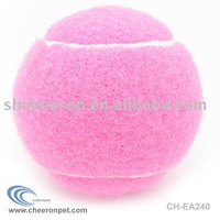 Pink Promotion Tennis ball