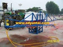 professional tractor boom sprayer