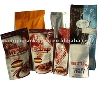 Coffee bean packaging bags with value