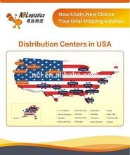 Hong kong/Shenzhen/Guangzhou/Shunde/Foshan/Shanghai/Ningbo to Denver logistis service