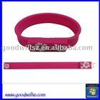 OEM bracelet Usb Pen Drive with custom LOGO