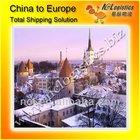 Foshan shenzhen ningbo Shanghai shipping to Europe