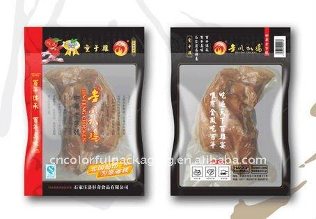 microwave/hot chicken/hot roast chicken bag