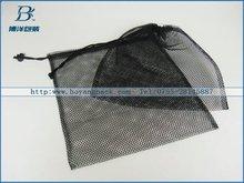 drawstring thin mesh bag