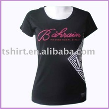 Popular ladies t shirt