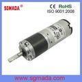 Reductor planetario motorreductor dc/planeta dc motor eléctrico/máquina de corriente continua