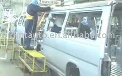 Bigmt one more seat Petrol Mini Van Assembly Line