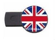 LONDON 2012 custom flag pendrive