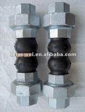 DIN standard PN25 EPDM rubber expansion Joints