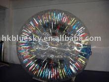 hot sale popular zorbing ball