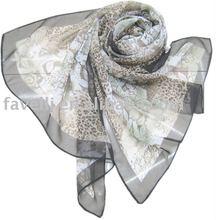 NEW Elegant Handmade Silk Scarf